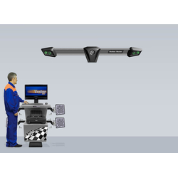 Техно Вектор 7 (7204 K A) Стенд для сход-развала с технологией 3D Технокар Стенды сход-развал Автосервисное оборудование
