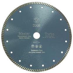 DIAM Turbo Master 000161 алмазный круг для бетона 230мм Diam По бетону Алмазные диски