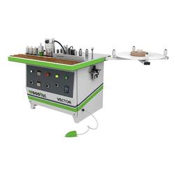 Станок для облицовывания кромок WoodTec Vector Woodtec Криволинейные станки Кромкооблицовочные