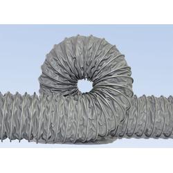 CLIP VINI - воздуховод из ткани покрытой ПВХ, армирован наружной стальной спиралью из оцинкованного профиля. Пром воздуховоды Аспирация Столярные станки
